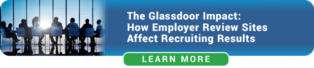 Glassdoor Reviews and Recruiting Results