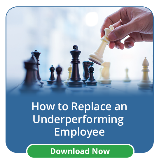 How to Replace an Underperforming Employee